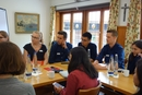 Roundtables with alumni mentors